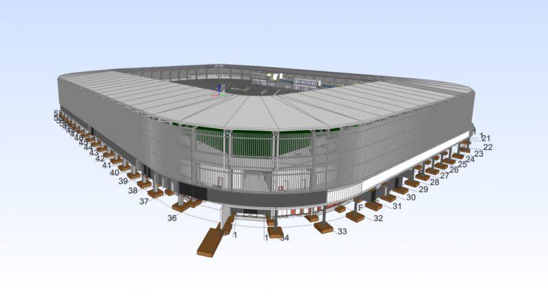 stadion Wisly Płock