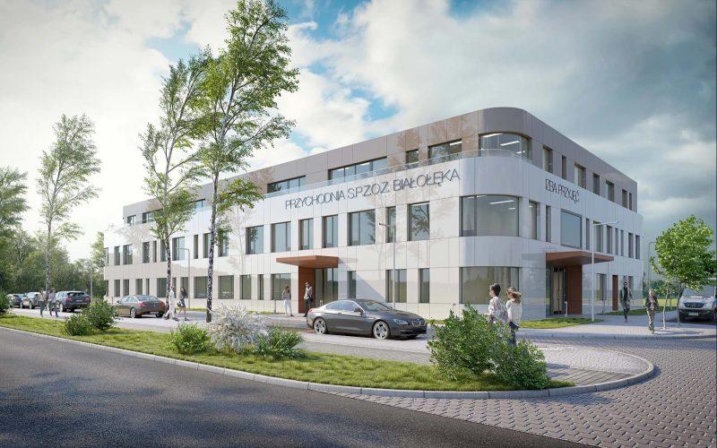 szpital Białołęka Warszawa