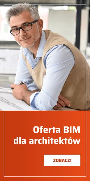 Jak wygląda oferta BIM dla architektów?